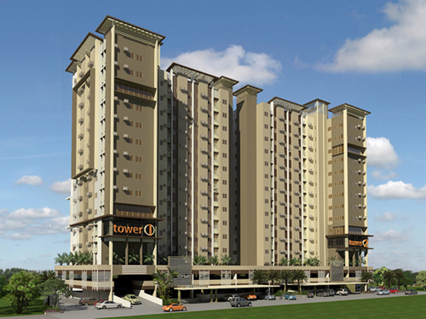 GRAND RESIDENCES CEBU: One bedroom (combined) unit