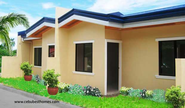 THE VILLAGIO:Palladio Duplex Model